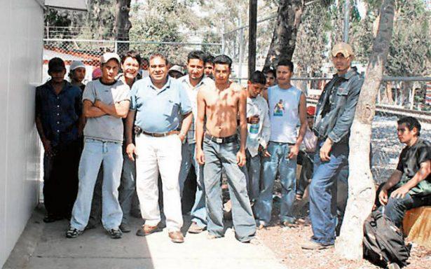 Cientos de migrantes peligran en Ecatepec, incluyendo niños: ONG