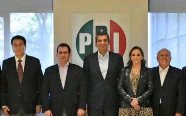 Designan a Yunes Zorrilla como precandidato del PRI para Veracruz