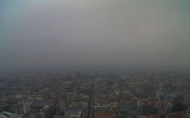 Ciudad de México afectada por neblina y bruma