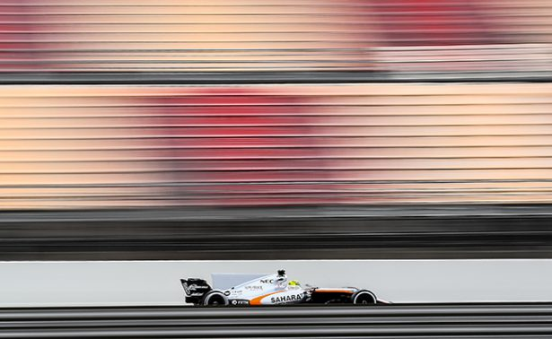 Checo Pérez queda séptimo en la pretemporada de Fórmula Uno