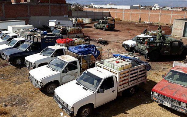 Endurecen ley contra huachicoleros: impondrán hasta 30 años de cárcel