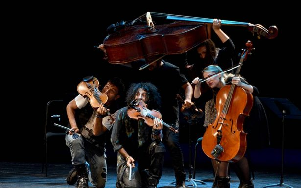 """El violinista Ara Malikian promueve """"el arte de convivir"""""""
