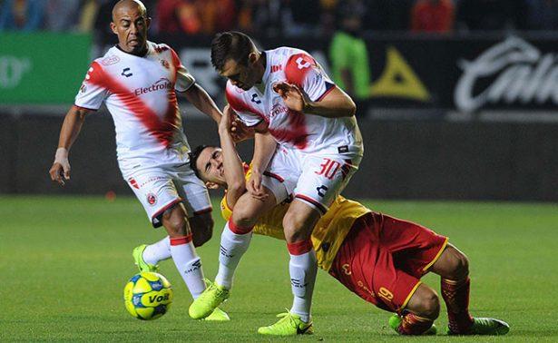 Hunden al Tiburón, Morelia le gana 1-0