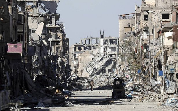 Fuerzas kurdas detienen en Siria a líder yihadista francés
