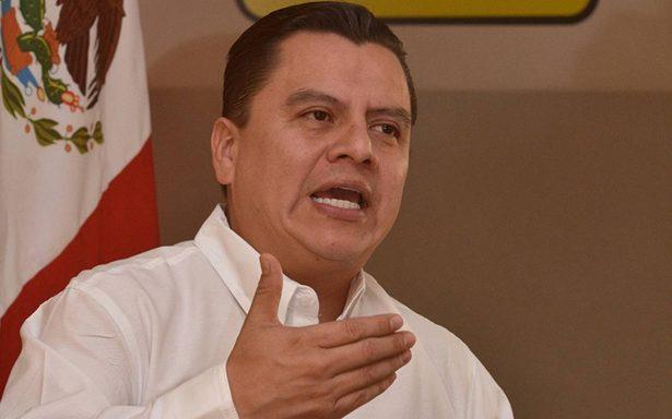 El PRD no agoniza, afirma Manuel Granados