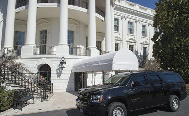 Arrestan a hombre que burló la seguridad en la Casa Blanca