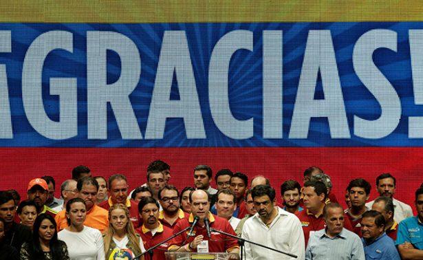 Votaron 7.2 millones de venezolanos en plebiscito contra gobierno de Maduro