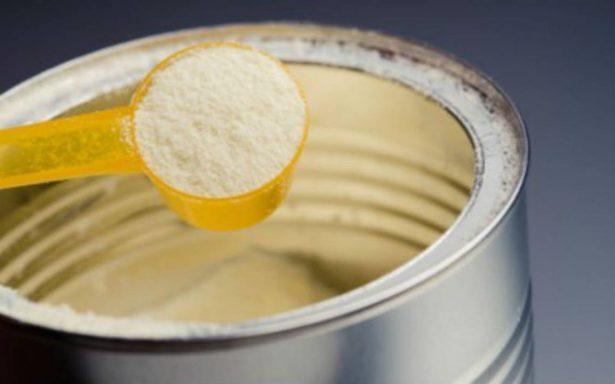 Investigan en Francia leche infantil contaminada con salmonela
