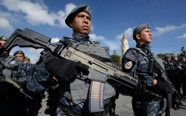 Grupo especial de federales combatirá robo a transporte en Puebla