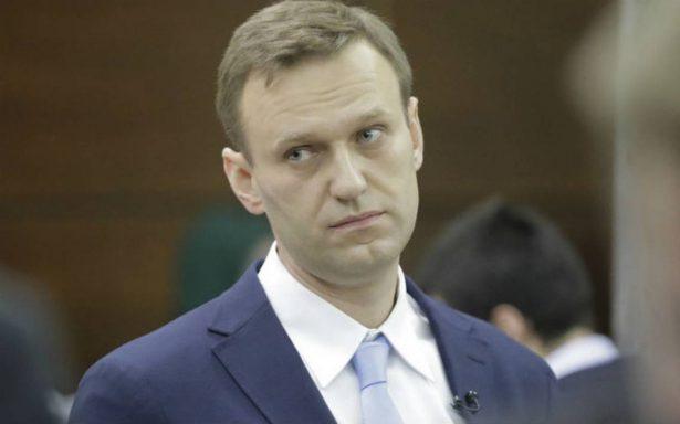 UE cuestiona elecciones de Rusia en 2018 tras prohibir participación del opositor Navalny