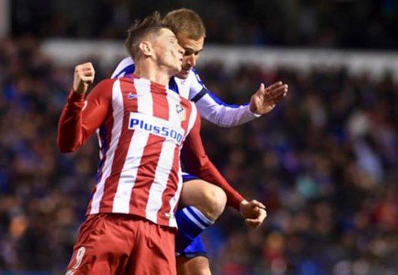 Atlético de Madrid golea al Valencia y se posiciona 4° en la Liga Española
