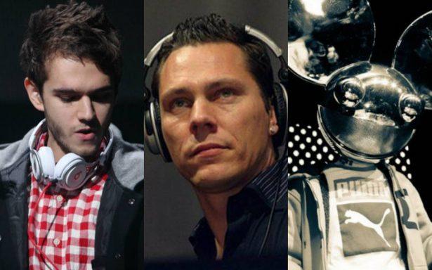 Tiësto, Zedd y la gran sorpresa Deadmau5 llegarán al EDC México 2018