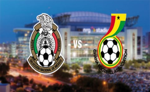 Hoy México contra Ghana en partido amistoso