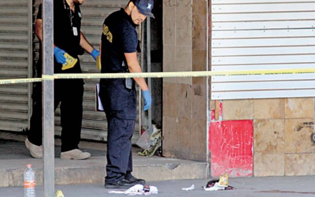 Con dos mil 890 homicidios, mayo es el mes más sangriento en 20 años