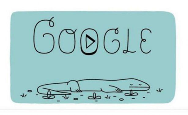 Google celebra el 37 aniversario del Parque Nacional de Komodo