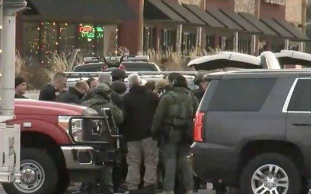Un policía muerto y seis heridos deja tiroteo en Colorado