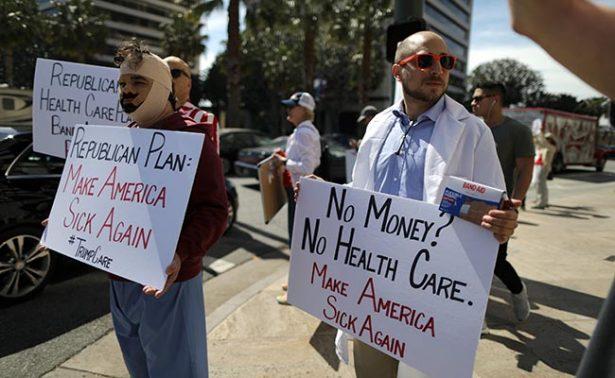Casa Blanca amenaza a republicanos que no anulen Obamacare