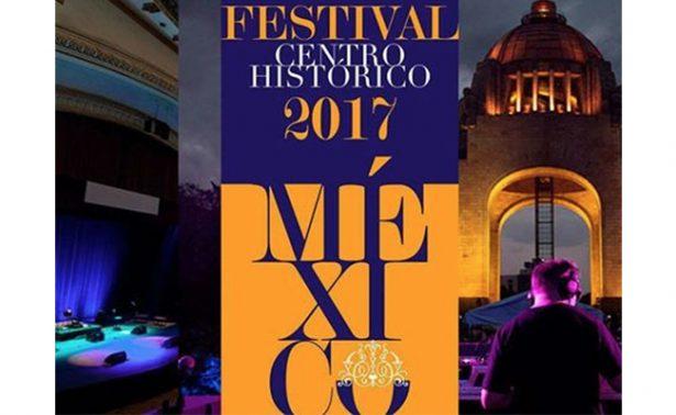 ¡Con increíbles espectáculos llega el Festival Centro Histórico!