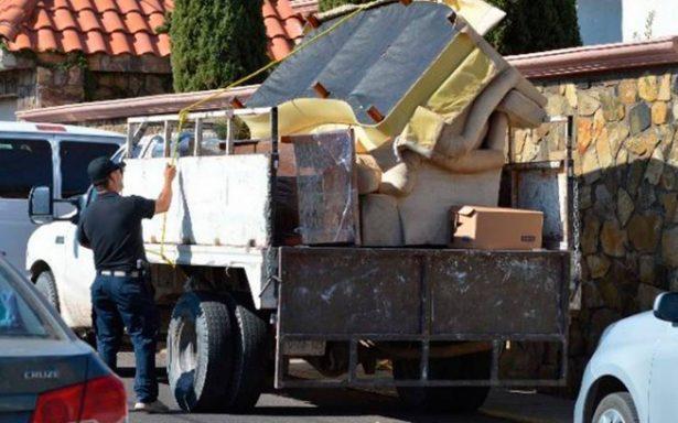 Resguardan objetos asegurados del exgobernador César Duarte
