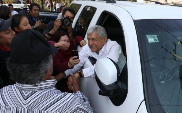 AMLO cerrará el año con gira por Yucatán