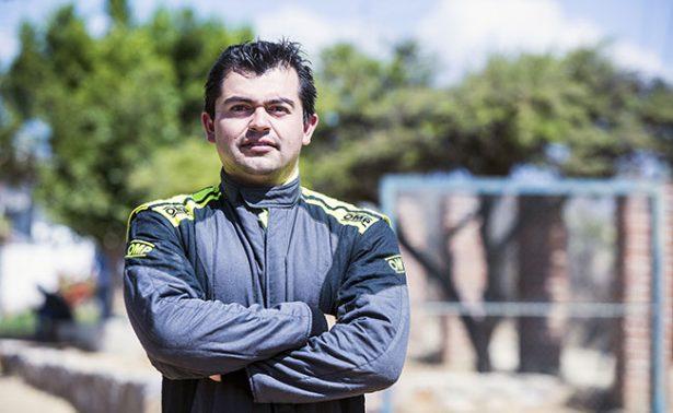 Francisco Díaz competirá en el Rally Guanajuato México