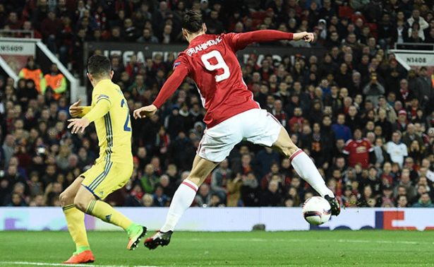 Manchester United le gana al Rostov, y se clasifica a cuartos en la Europa League
