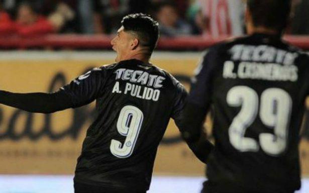 Chivas logra su primer triunfo del Clausura 2018 ante Necaxa