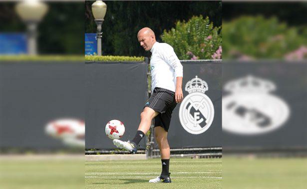 Zidane no pierde el toque maestro