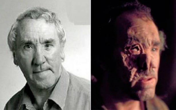 Muere Alfie Curtis, el doctor Cornelius Evazan de Star Wars