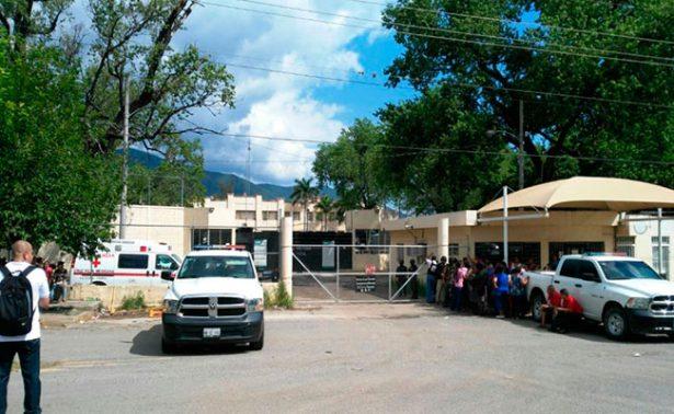 Motín en Penal de Ciudad Victoria deja cuatro heridos: Seguridad Pública