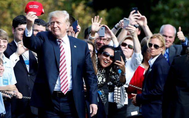 Entre escándalos, destituciones y tuitazos se fue el primer año de Trump