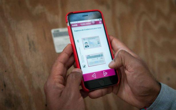 Independientes pueden prestar claves de app para recabar firmas: INE