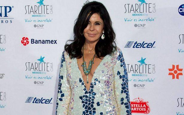 María Conchita debutará como actriz en plataformas digitales