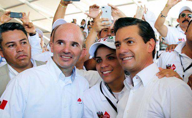 Pemex se transforma para bien de México: Peña Nieto
