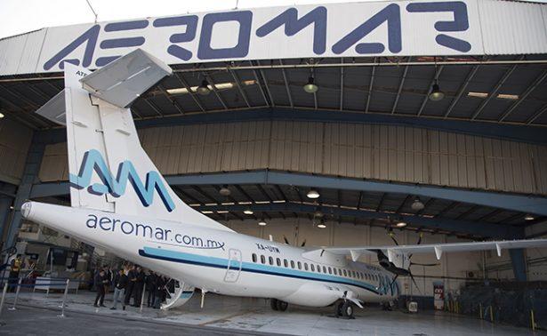 Aeromar inaugura nueva ruta a Puerto Vallarta