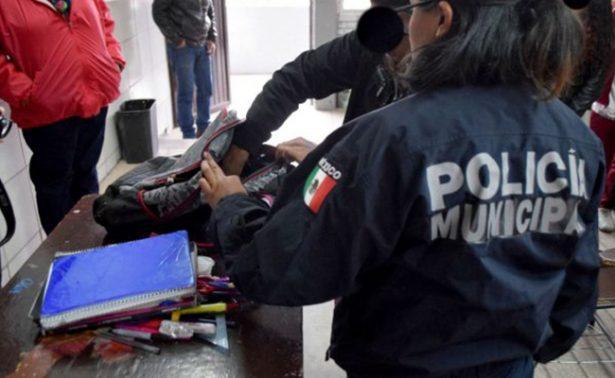 "Capacitan a autoridades educativas para ""mochila segura"""
