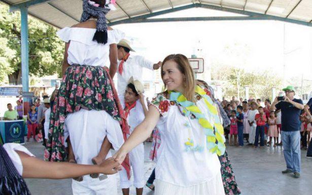 Margarita Zavala condena feminicidios en Guerrero; promete que policías tomarán el control paulatinamente