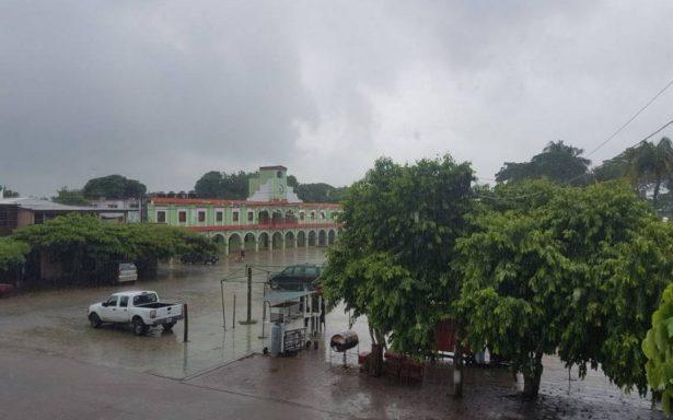 Continúa pesadilla sobre Oaxaca, Protección Civil alerta intensas lluvias
