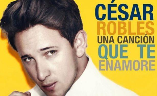 """César Robles retoma la música con """"Uno"""""""