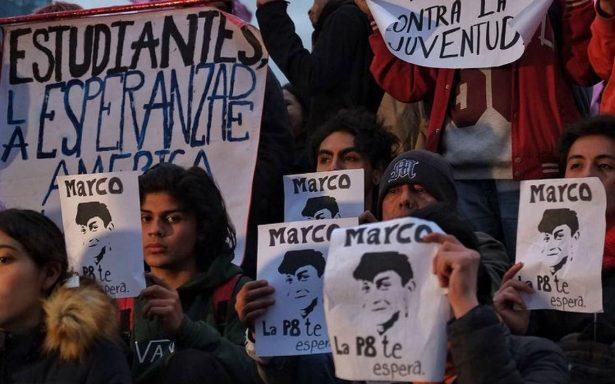 Familiares de Marco Antonio desconocen su estado de salud