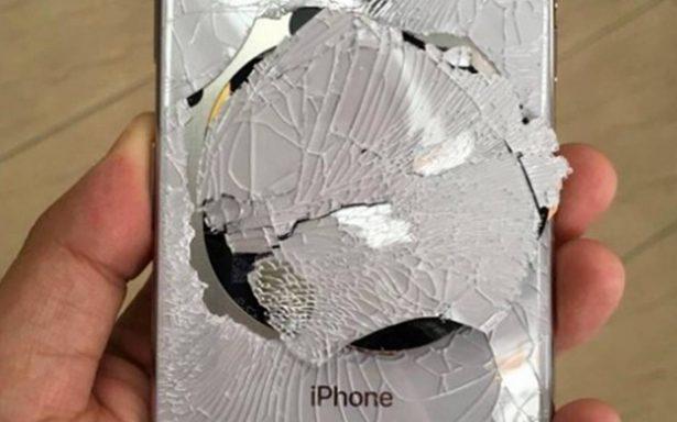 ¿Cero resistencia? Imágenes de los primeros iPhone X rotos inundan las redes