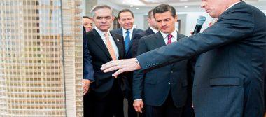 Crece sector inmobiliario: Enrique Peña Nieto