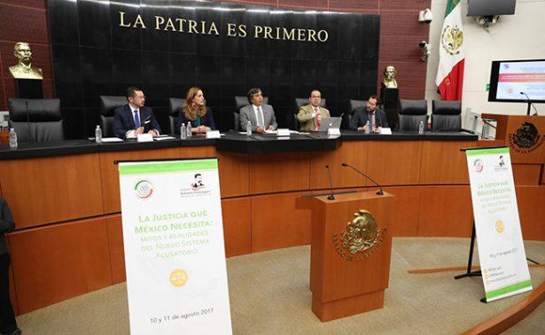 Nuevo Sistema Penal Acusatorio ubica punto de fuga para imputados