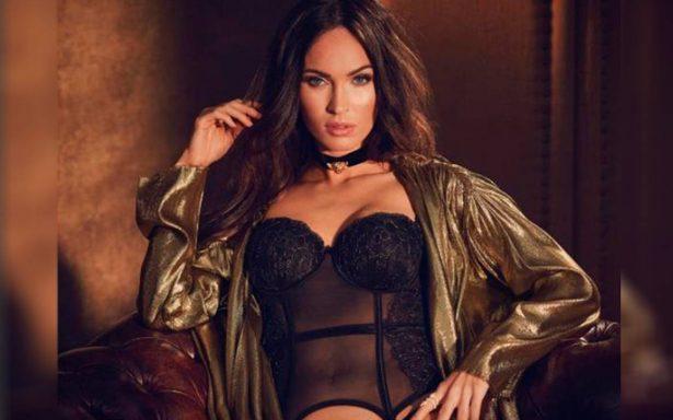 [Video] ¡Se incendian las redes! Megan Fox muestra su lado sexy en lencería