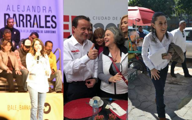 Así fue el cierre de precampañas en la Ciudad de México