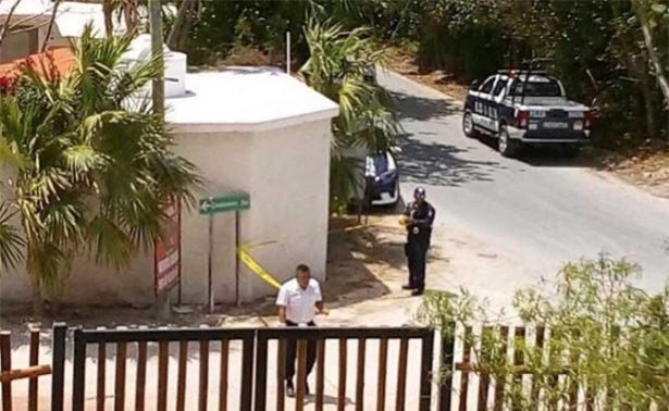 Cancún registra balacera y persecución