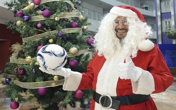 Santa escucha el deseo del Tricolor: Llegar al quinto partido en el Mundial Rusia 2018