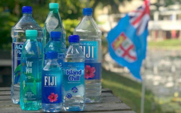 Agua de lujo procedente de Fiyi, a la conquista del mercado mundial
