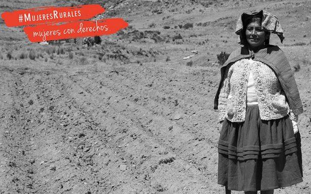 Reconoce la FAO a mujeres rurales