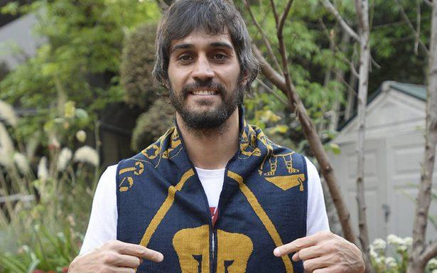 El refuerzo español Alejando Arribas feliz con el conjunto universitario